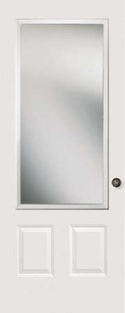 ¾ Four Panel ¾ Lite  GLASS: ODL NOuVEAU