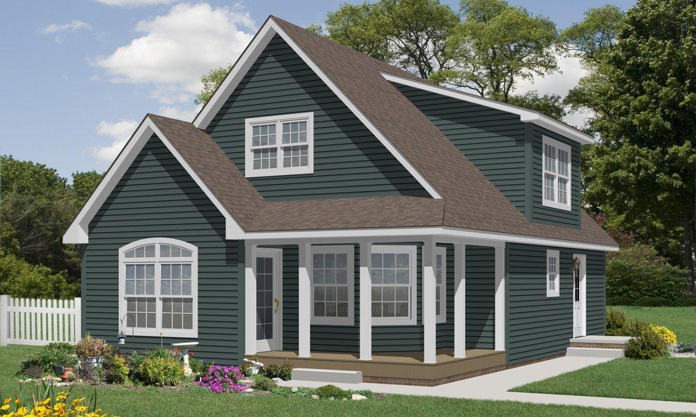Cape Cod Homes Pleasant Valley Homes - Cape cod home