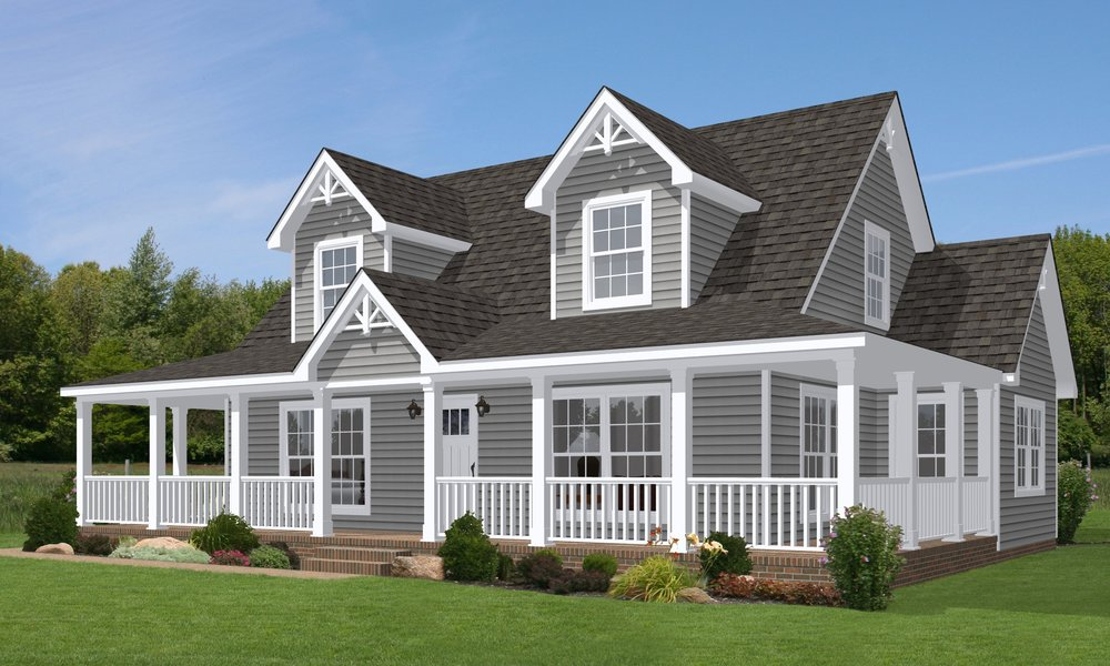 Cape Cod Homes Pleasant Valley Homes
