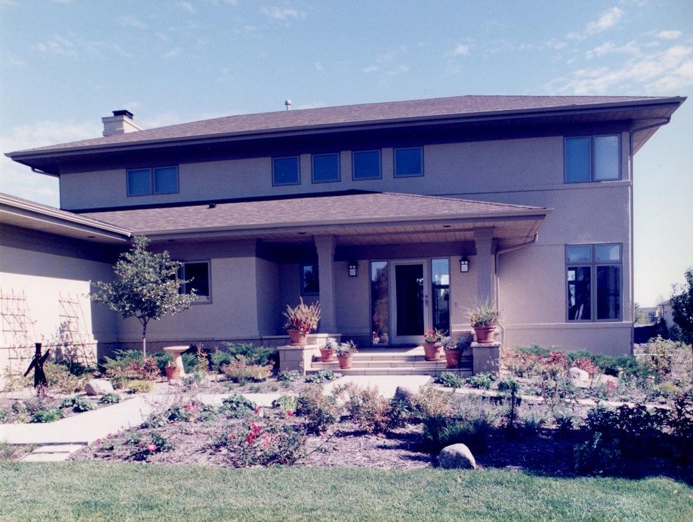 Weisman Residence