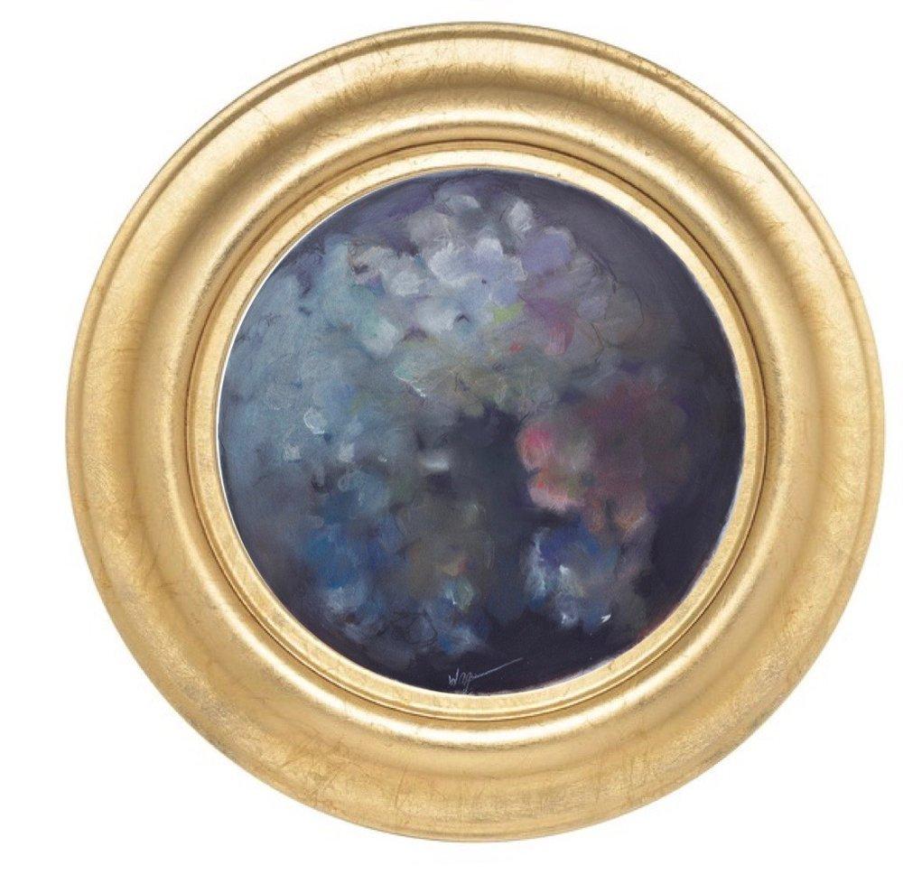 Hydrangeas in gold frame (3).jpg