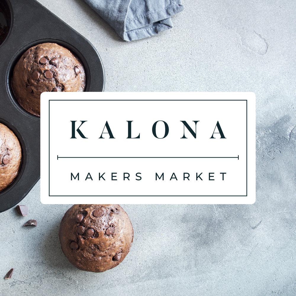 Kalona Makers Market -  branding and social media