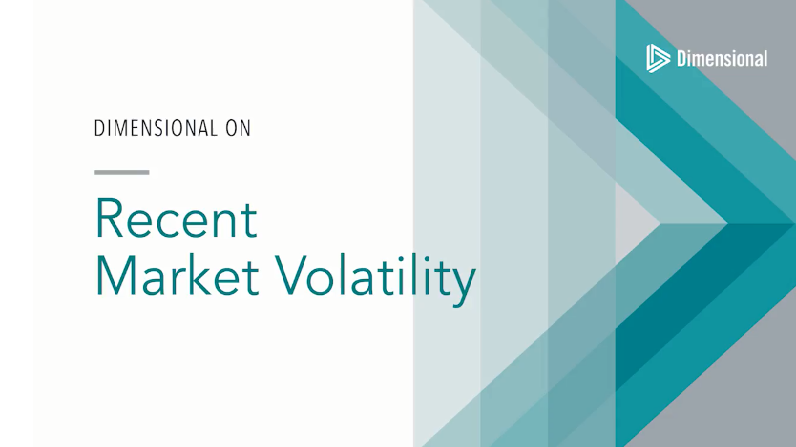 Feb. 15 - Recent Market Volatility -