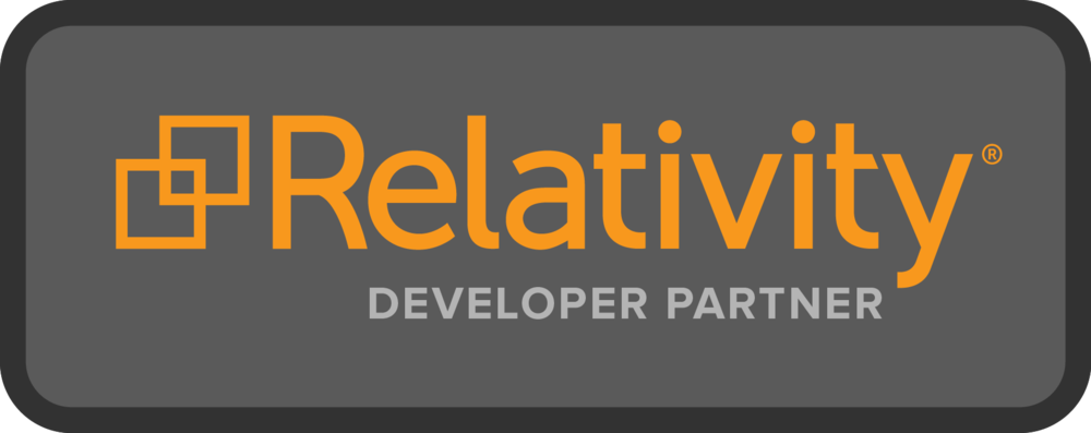Contact us and request a Demo to learn more about our Relativity Integration!