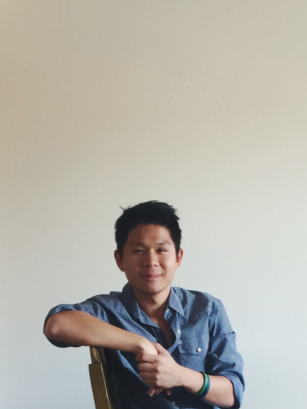 ANDREW BUI: turning presidency into passion