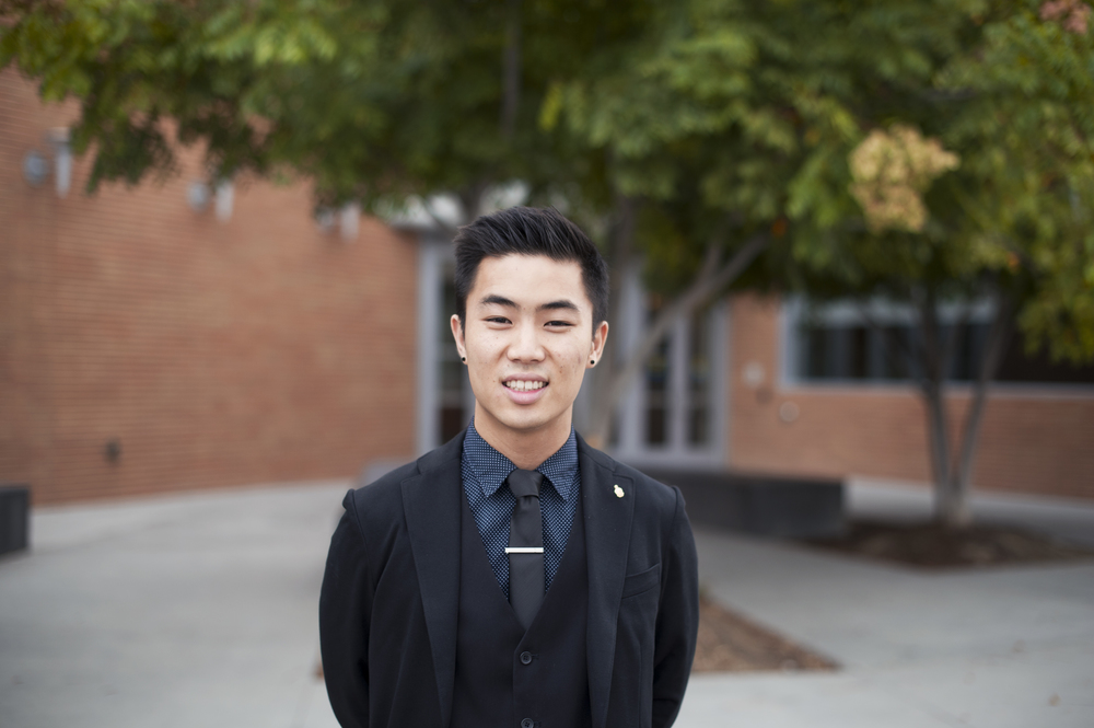 JACK WANG: cultivating ambition