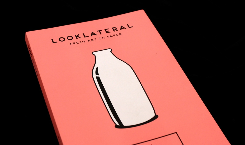 Issue I of LOOKLATERAL Magazine