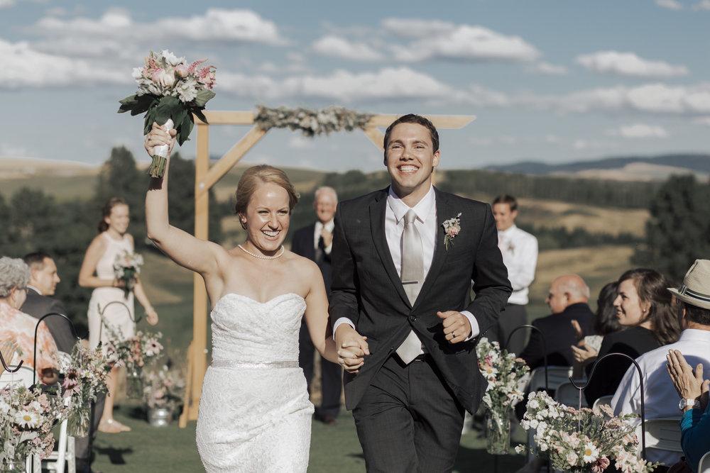 Pullman Wedding Banyans on the Ridge