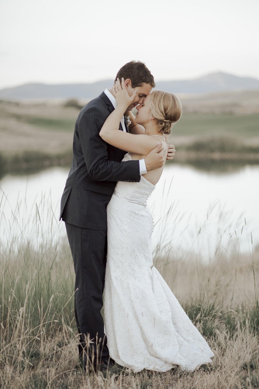 Pullman Wedding - Bayans on the Ridge