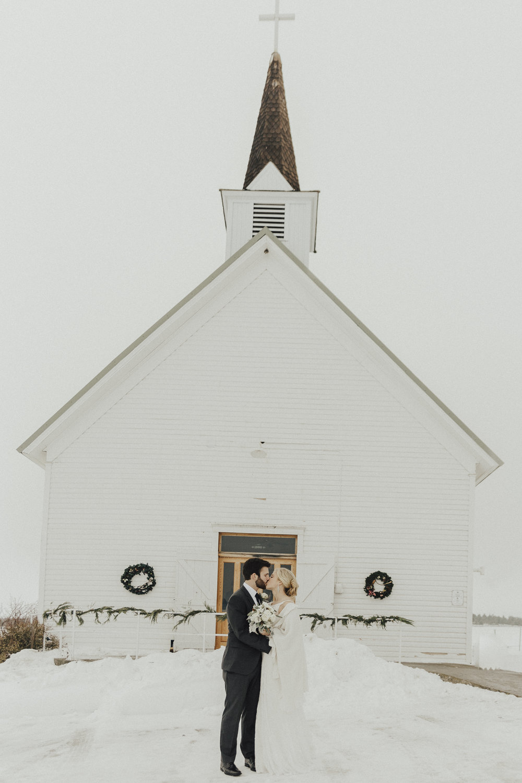 Moscow Idaho Wedding - Freeze Church