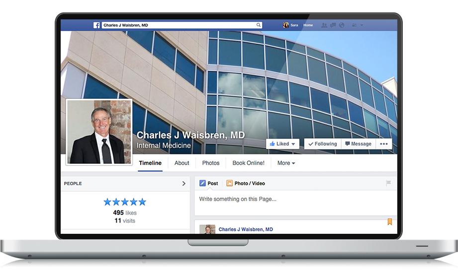 Charles J. WaisbrenMD, Internal Medicine