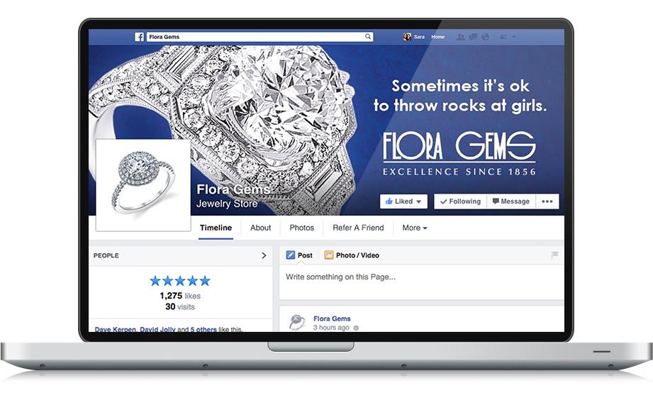 Flora Gems, Jewelry Store