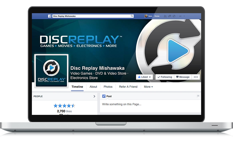 Disc Replay, Video Game & Electronics Franchise