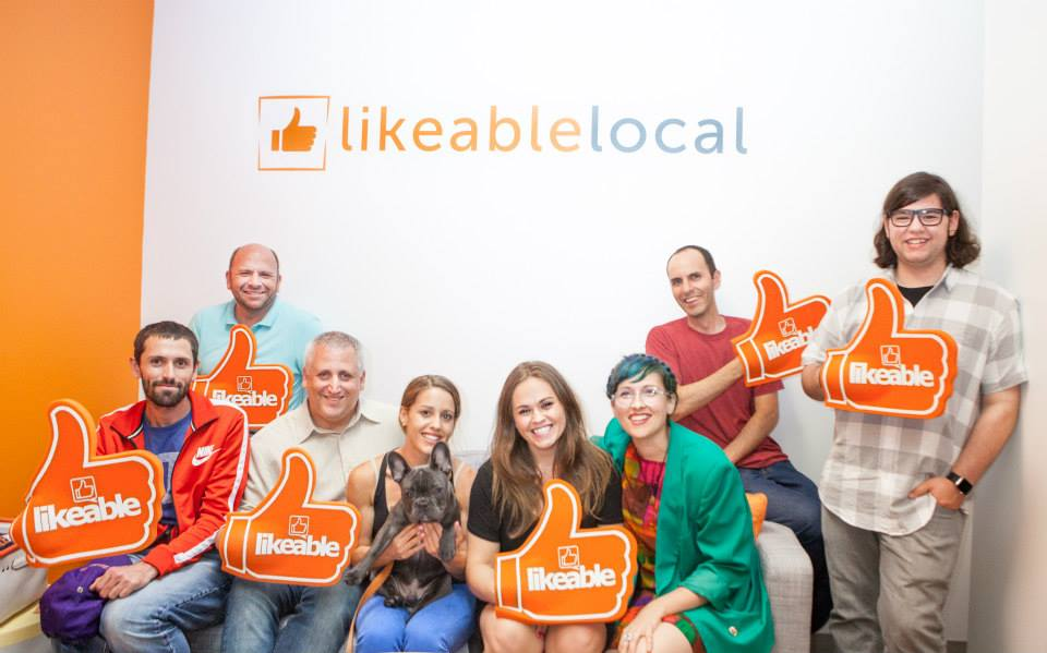 Likeable Hub is brought to you by these amazing people! Got a question? They've got answers!