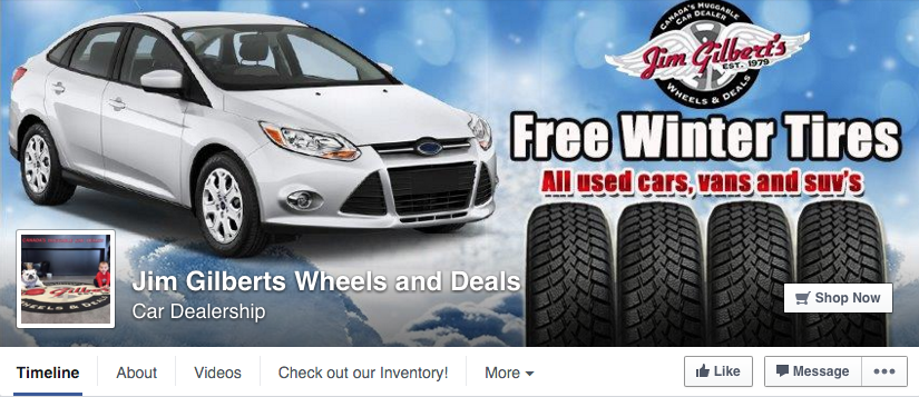Jim Gilberts Wheels and Deals