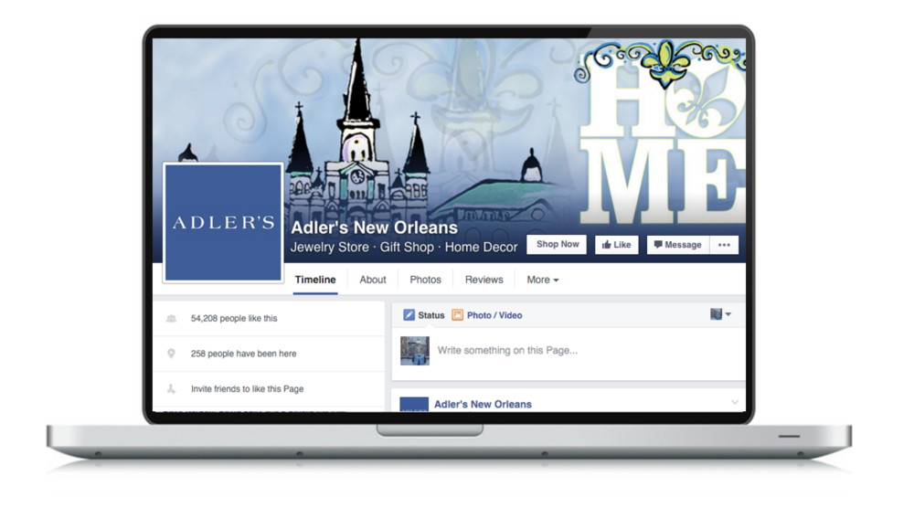 Adler's New Orleans Jewelers