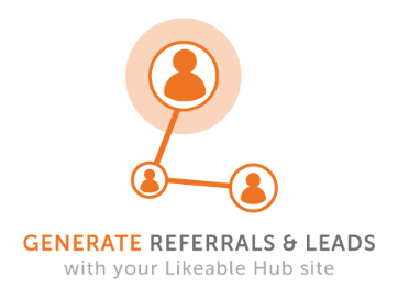 Use your customized mobile website & landing page builder to generate referrals, reviews, contact requests, & more!