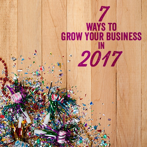 Learn how to use social media to grow your business this year