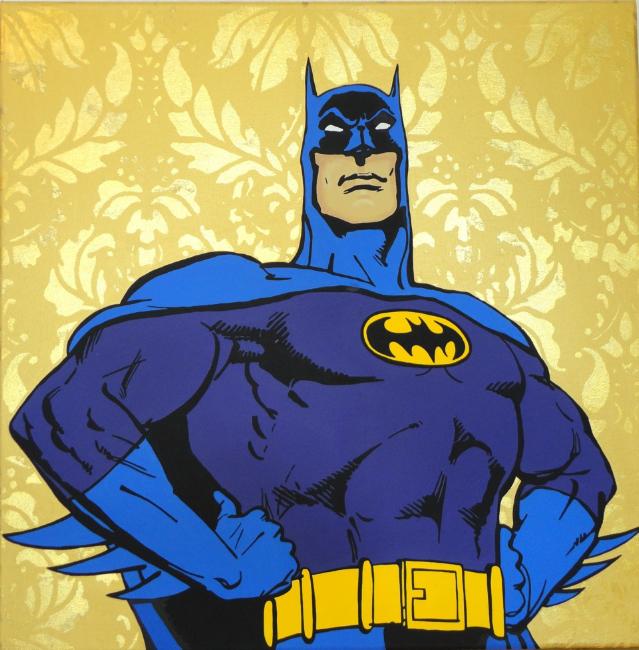 RETRATOS DEL 800 BAT MAN