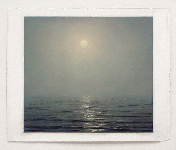 FOG AND SUN OVER WATER, 2009