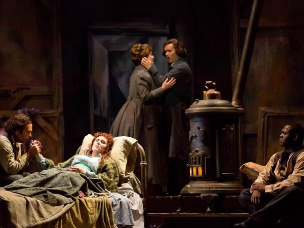 La boheme, Houston Grand Opera