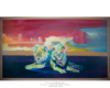 Twin kings Meditate 48x72.png