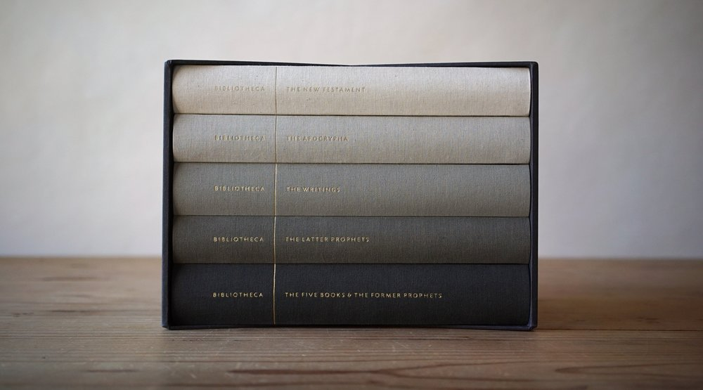 Five elegant volumes designed for fluid, enjoyable reading.