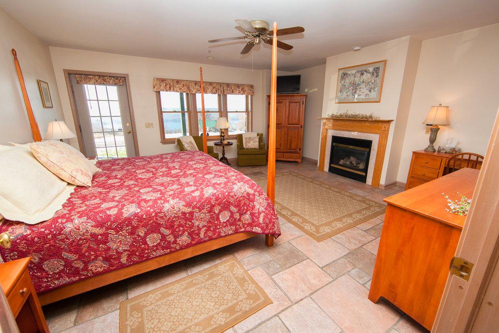 Fieldstone King Bedroom