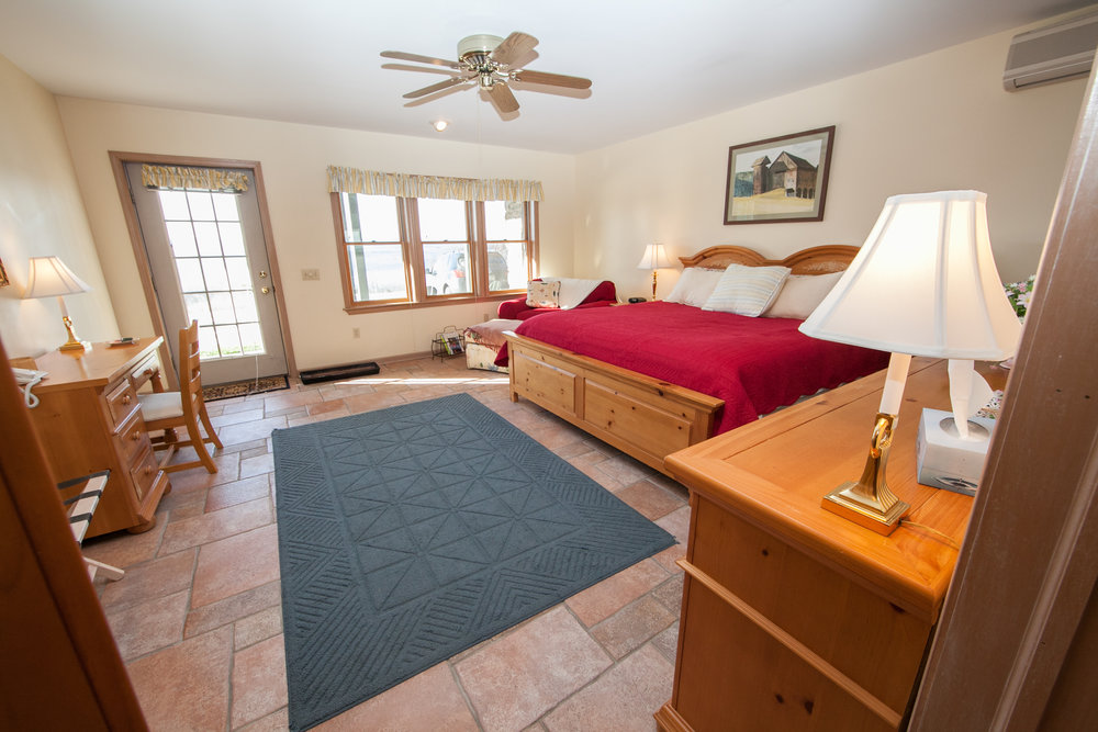 Bluebird King Bedroom