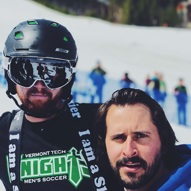 Portraits of Breck Closing Day #tbt