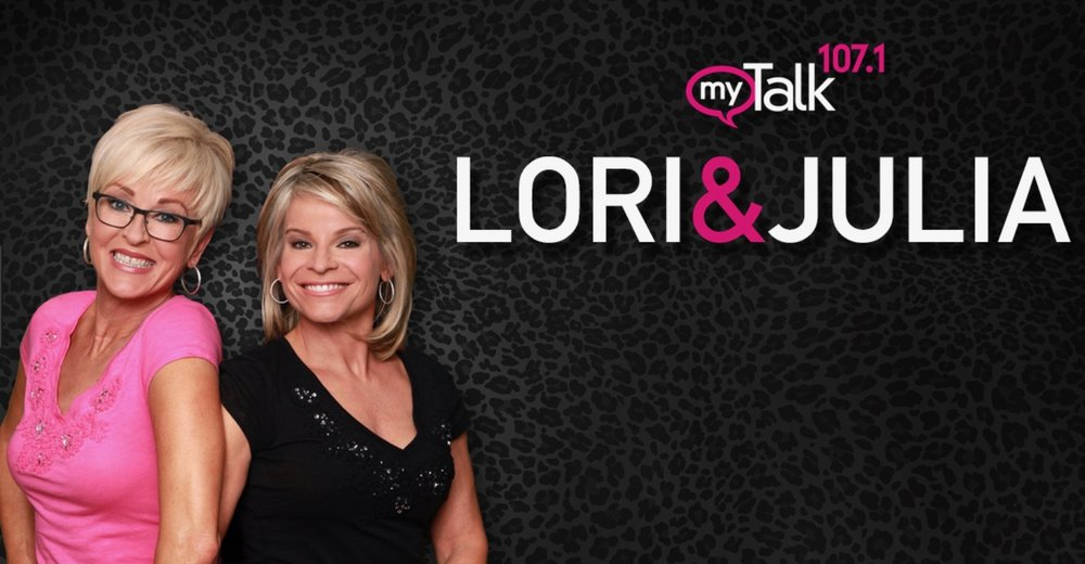 Lori & Julia - The Drivetime Diva's!
