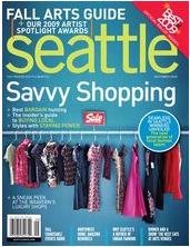 Seattle Magazine Sept 2009