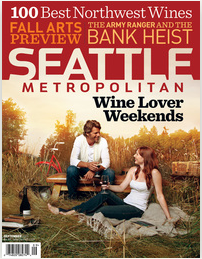 Seattle Met Magazine September 2009