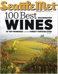 Seattle Met Magazine September 2010