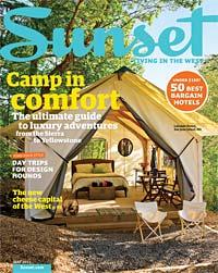 Sunset Magazine May 2011