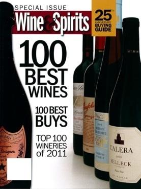 Wine & Spirits Fall 2011