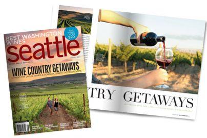 Seattle Magazine August 2012