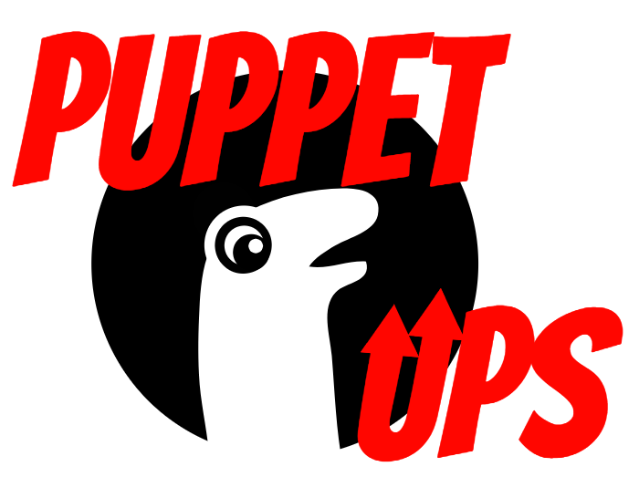 PuppetUps! We meet weekly throughout the school year on Tuesdays from 4-6pm! Grade 6-12