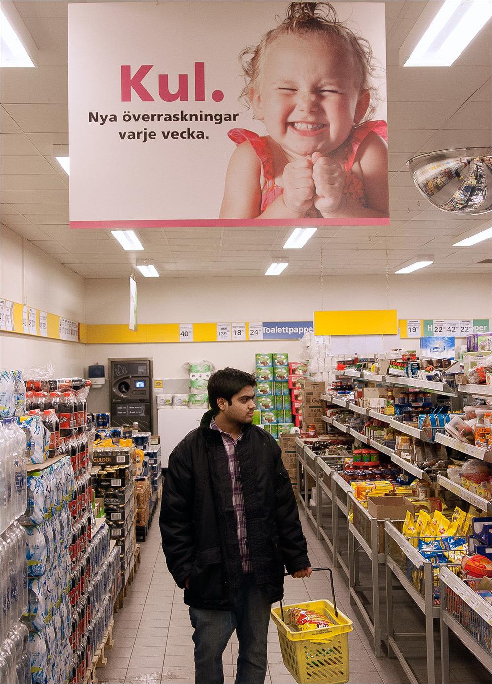 Hållplats Sverige