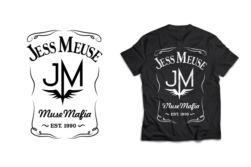 Merch T-Shirts Jessica Meuse Muse Mafia