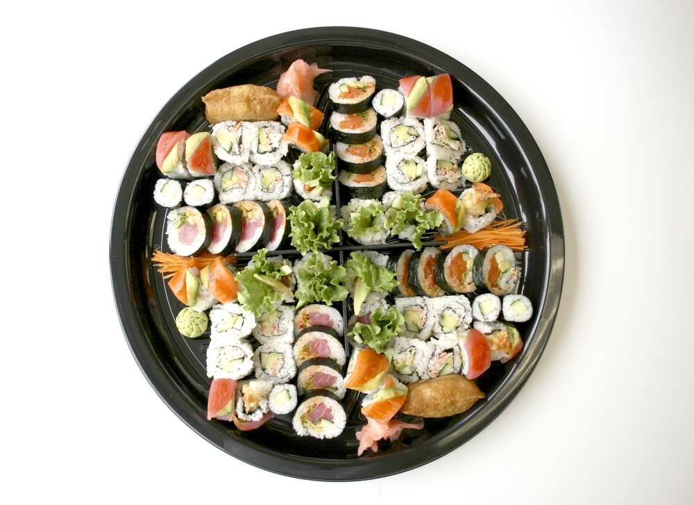 Sushi Party Plate