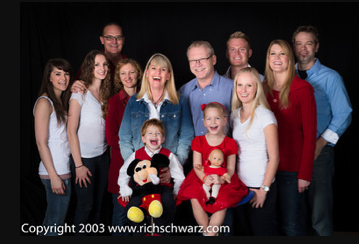 Family Christmas 2013 - joy filled!
