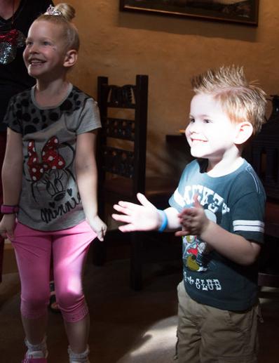 Two happy, prosperous little souls!