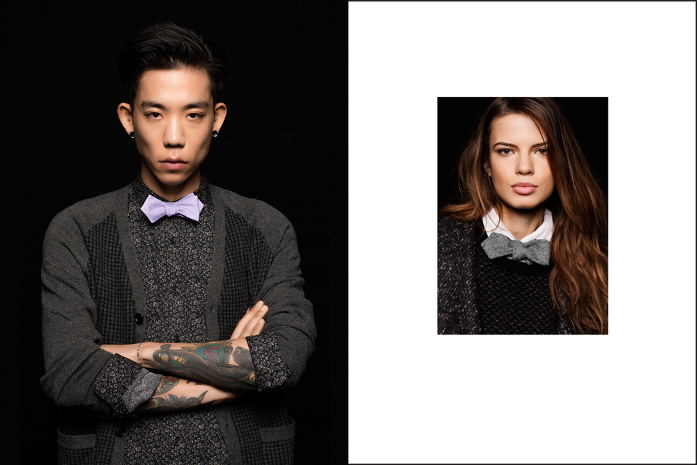 Everett K Handcrafted Ties & Bow Ties 2015 Lookbook Image 9