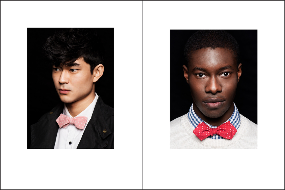 Everett K Handcrafted Ties & Bow Ties 2015 Lookbook Image 8