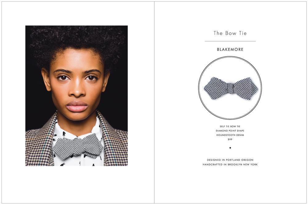 Everett K Handcrafted Ties & Bow Ties 2015 Lookbook Page 5