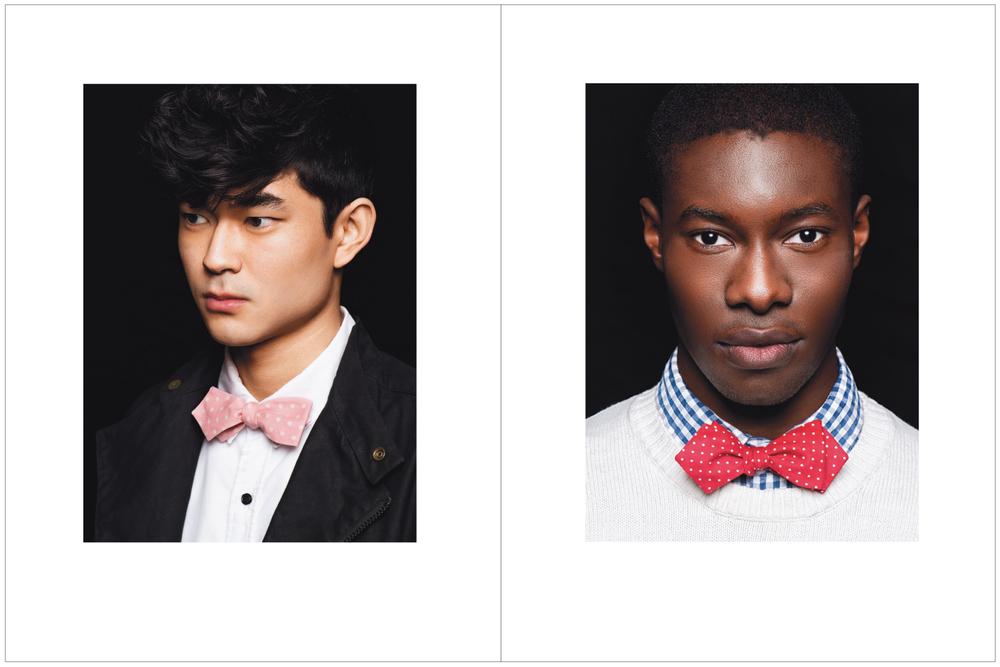 Everett K Handcrafted Ties & Bow Ties 2015 Lookbook Page 6