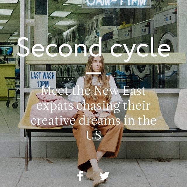 Major thanks to @calvertjournal and @bedj for featuring in the Second Cycle story with fellow amazing women. Link to the full article in bio. . . .  #calvertjournal #magazine #online #women #expat #nyc #ny #fashiondesigner #almaty #kazakhstan