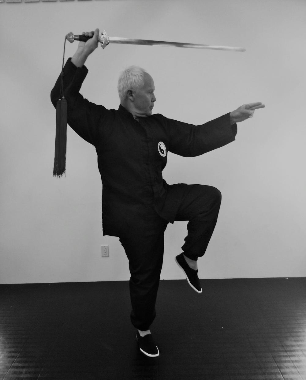 Master-Sifu Howard Ketola