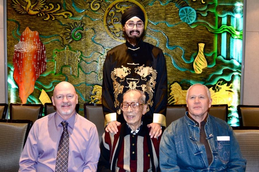 Master Chung's 100th Birthday